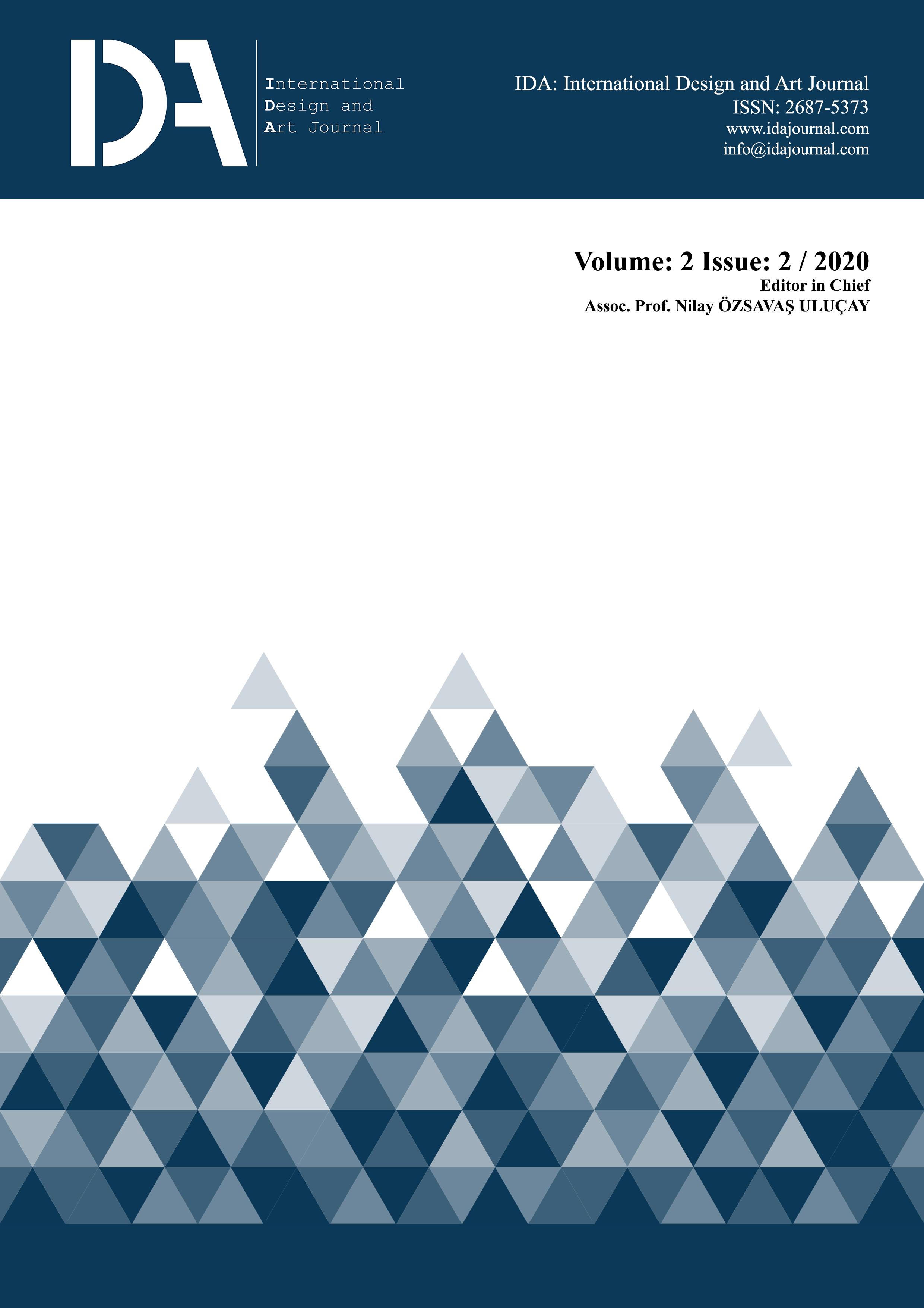 View Vol. 2 No. 2 (2020): IDA: International Design and Art Journal